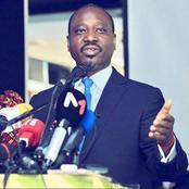 Soro Guillaume réclame un état des lieux de la désobéissance civile lancée par l'opposition