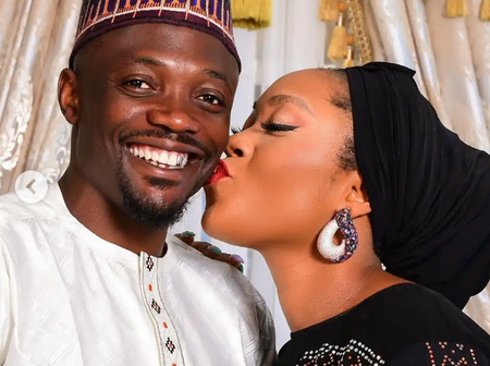 Super Eagles Player, Ahmed Musa Celebrates Wife On Her Birthday (Photos)