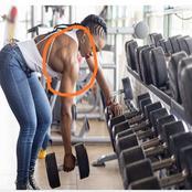 Kenyan Muscular Woman Who Has 'Made' Men Flood The Gymnasiums