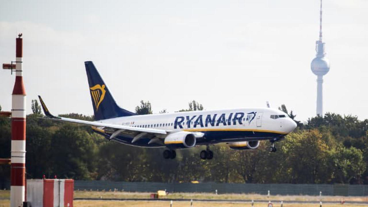 Ryanair prévoit de créer 5000 emplois sur cinq ans