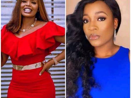 """Video:""""He Touched me with his Gun"""" Kaisha reacts after she and Lucy were harassed by Police in Lekki"""