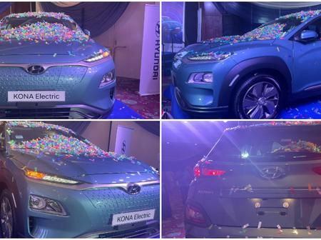 Nigeria Joins Car Producing Country After Unveiling The Hyundai Kona