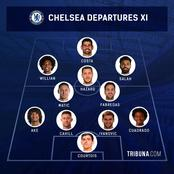 Salah, Hazard & Others: How Chelsea XI Based Only On Departures From Last Five Years Would Look Like