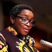 Bathabile Dlamini's pension cash held to recoup VIP perk. Do You Support This Move by the State?