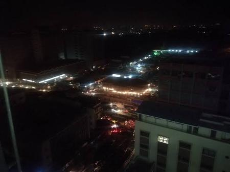 Internet Erupts As Nationalwide Power Blackout Is Witnessed Some Minutes To 7 PM