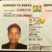 'Hata hio ID Inaeza Kuwa Jokes' Daddy Owen Tells Eric Omondi.