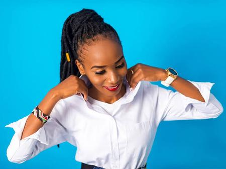 Get To know Joyce Wa Mama's Baby Father And Whether She Bashes Him With Her Songs