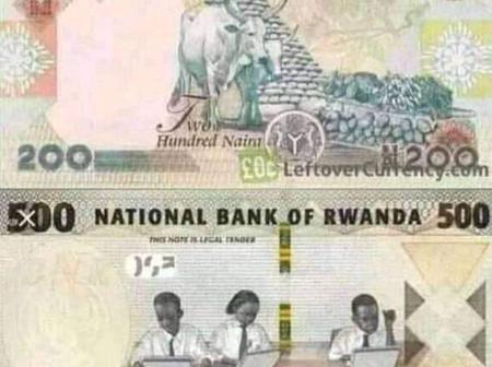 Facebook Users School Sadeeq Muhammad For Creating a Post with 200 Naira Note, See What He Posted