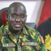 See What Buratai says about Terrorism continuing till 2040 in Nigeria.