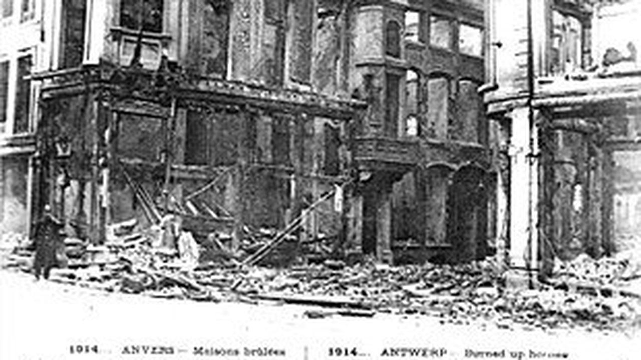 L'info en plus sur Siège d'Anvers (1914)