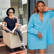 See What Somizi Did On His Daughters Birthday. You Will Feel Sorry For Her