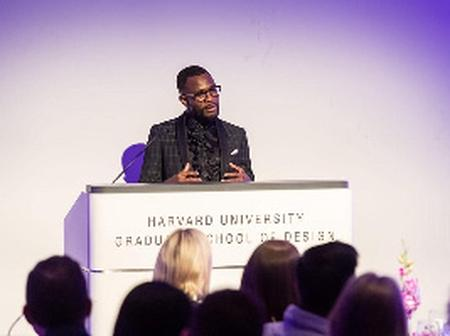 From studying with lamp oil lights in Yeji to turning into a Harvard graduate, Mac Sarbah shared