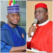FFK gives reason he Strongly believes that Yahaya Bello should be allowed to run for presidency