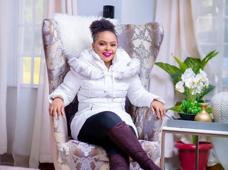 Size 8 Shares Emotional Message as She Turns 33 Years Old (Photos)