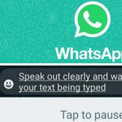 Stop wasting your time typing on WhatsApp. Do this simple trick and watch your keyboard do the magic