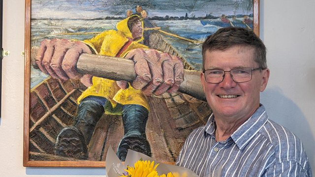 Water-themed art rules the waves at The Spring Arts Centre in Havant