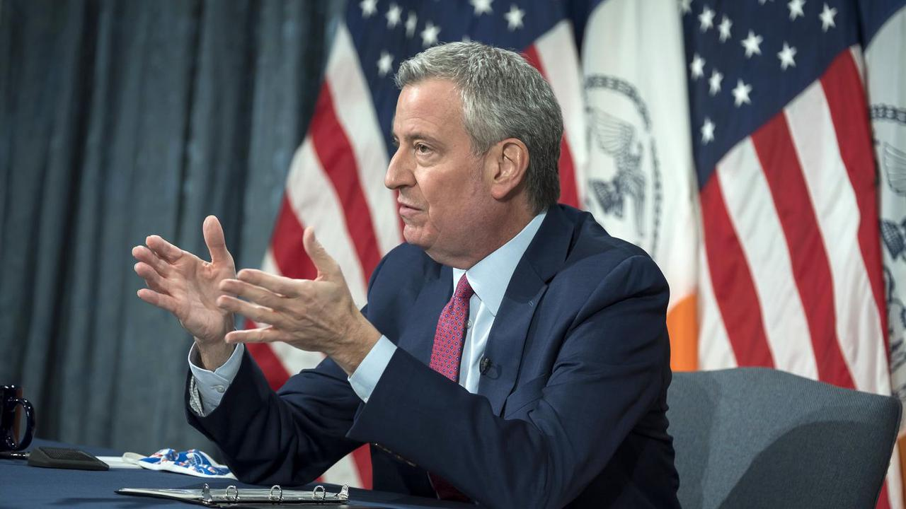 Death by 1,000 non-cuts: Mayor de Blasio needs to find massive savings in a budget that COVID wrecked