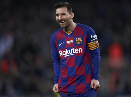 Increased Search On 'Messi' After Barca Exit Rumour Thickens