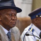 2 170 SAPS vehicles are out of operation in Gauteng, according to Minister Bheki Cele.