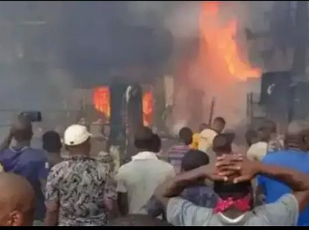 Today's Headlines: 3 People Burnt To Death In Ibadan, Tinubu's Enemies Are Within APC – Onu