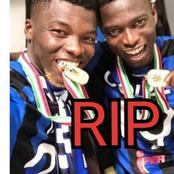 Serie A side confirms player dead