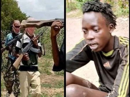 Young Man reveals how Fulani herdsmen recruited him into kidnapping