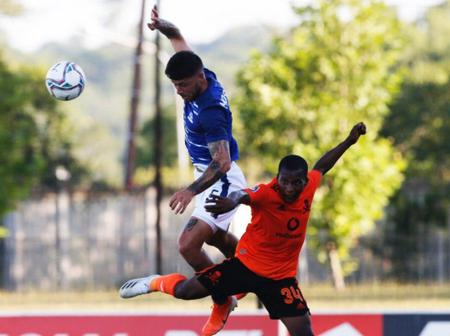 Deon Hotto breaks Orlando Pirates bad spell in the PSL with superb goal.(Opinion)