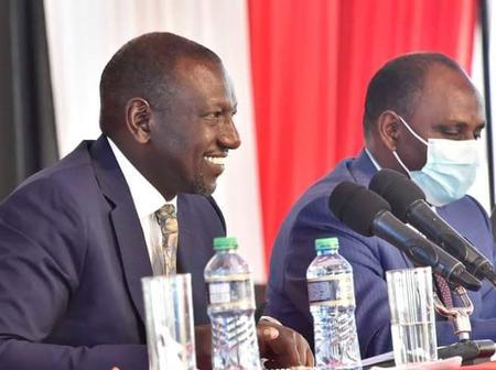 DP Ruto Blogger Reacts After This Report by Nation About DP Ruto And Gideon Moi