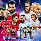 Liverpool Are Playing Real Madrid Today, See 2 Lineups That Liverpool May Use For The Match