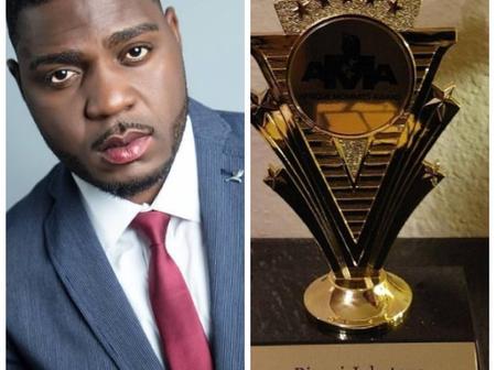 Yoruba Actor Bigvai Oreoluwa Jokotoye Wins Celebrities Award At Mommiesplanet