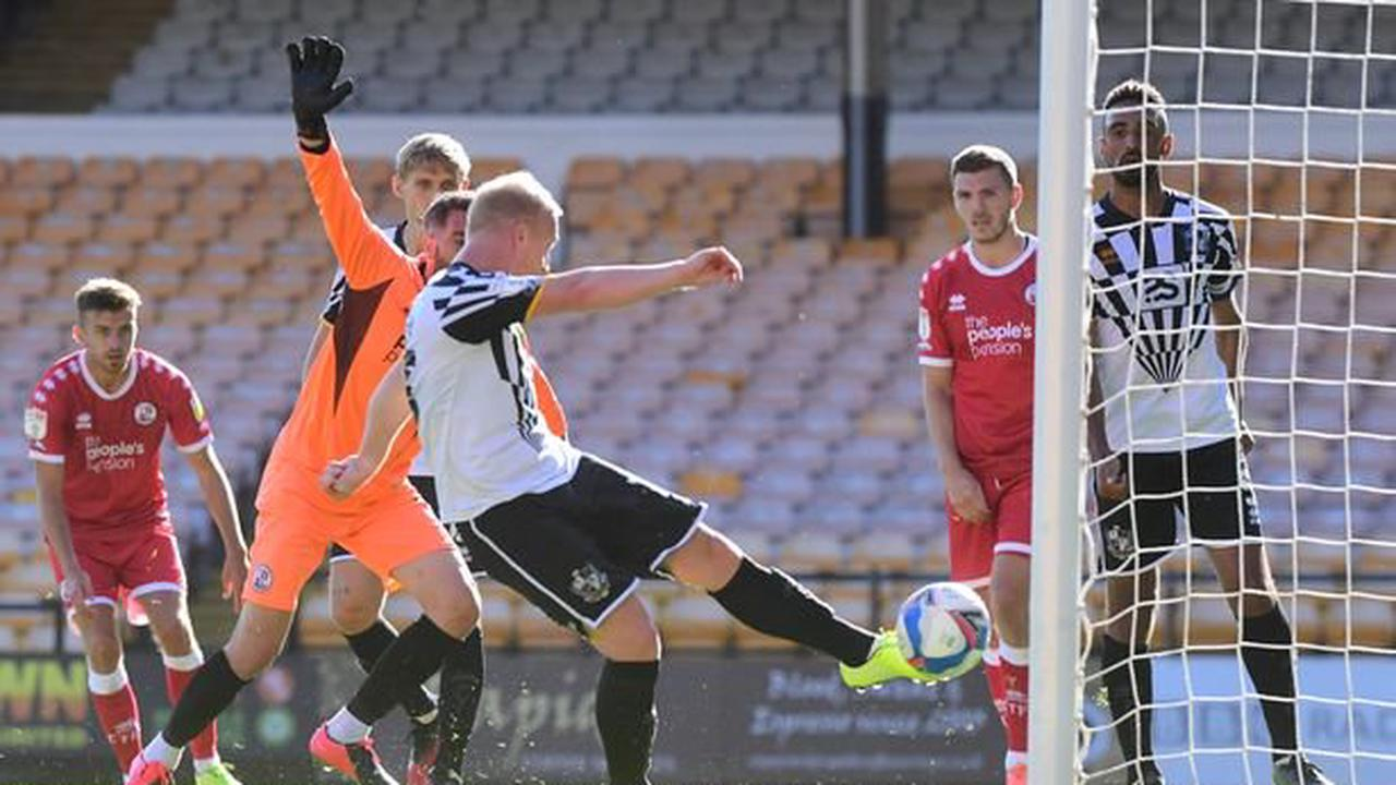 Mark Cullen signs for Port Vale's League Two rivals