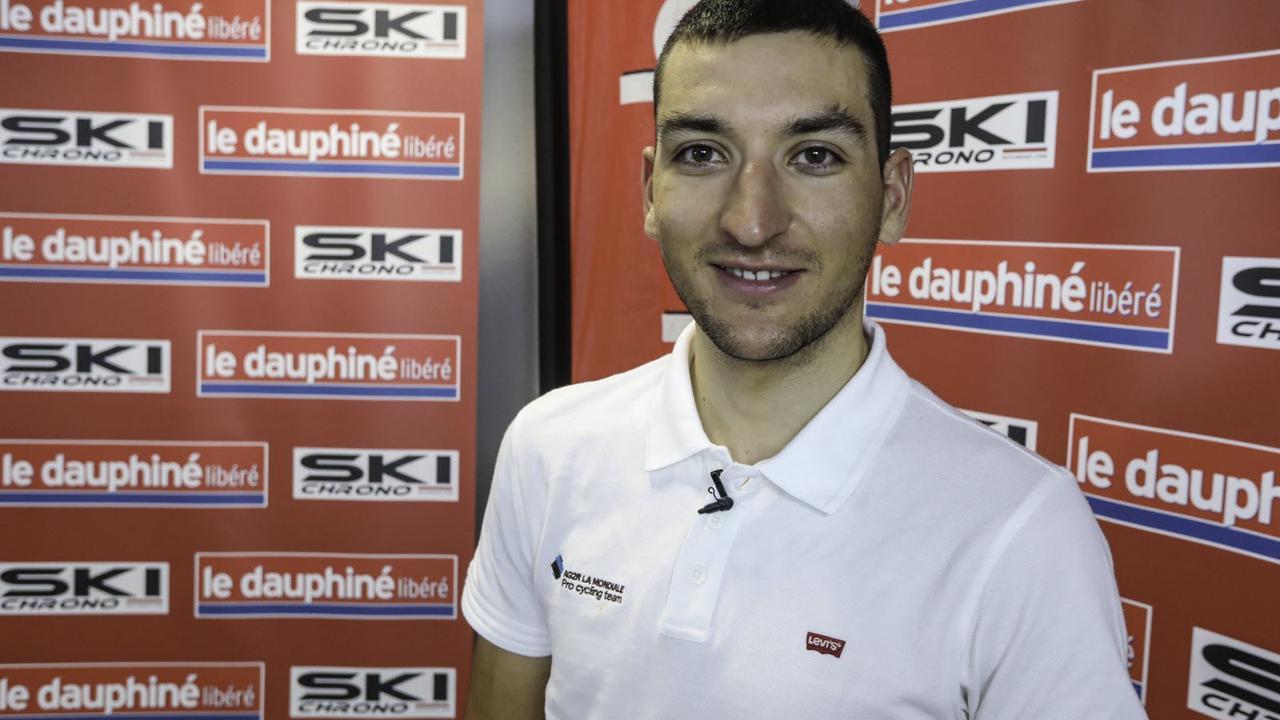 Le Grenoblois Nans Peters s'impose sur la 8e étape du Tour de France