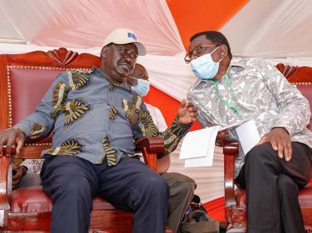 I Would Be Happy With Raila Presidency-Orengo