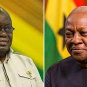 Same Old Ghana; Akufo-Addo Has Not Done Anything Better Than John Mahama - A Plus
