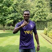 'I Want To Make Everyone Happy'-Blessing Eleke's First Words After Signing 3-Year Beerschot contract