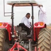 A Look Inside Uhuru Kenyatta's 1000 Acre Ranch In Narok County