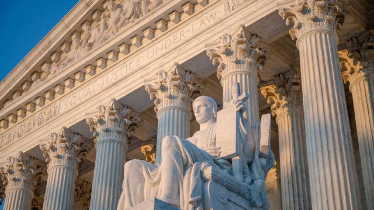 Supreme Court - Seats belong to people, not justices