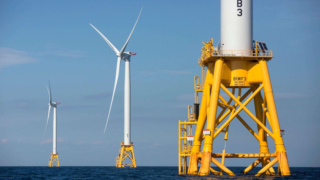 Bill would send coastal states revenue from offshore wind energy