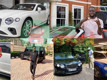 Ranking Top 6 Richest Footballers In Nigeria 2021