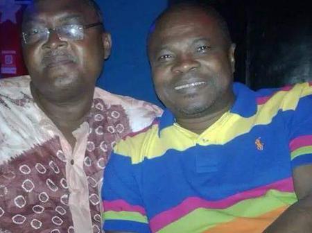 Un célèbre journaliste de la  télévision Ivoirienne se marie enfin !