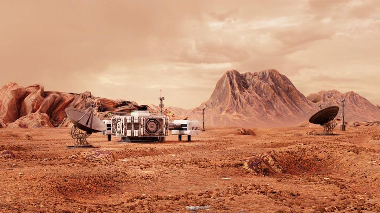 Mars-Mission: Haus bauen mit Tränen, Schweiß und Urin