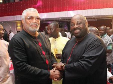Dele Momodu describes Rawlings as a big brother, as Saraki, Fani-Kayode, others extend condolences