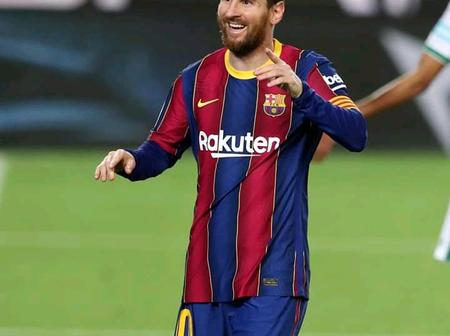 Lionel Messi Names Two Players Likely To Take Over Him And Cristiano Ronaldo