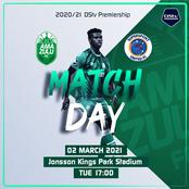 See Amazulu FC Vs SuperSport United starting XI