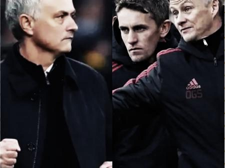 Ole Gunnar Solskjaer drums support for Jose Mourinho comments about the Epl title race, SEE details