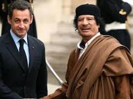 France : Voici l'homme qui a blanchi Sarkozy dans l'affaire financement de sa campagne par Kadhafi