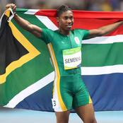 The Fight for Caster semenya to compete in the 2021 Olympics.
