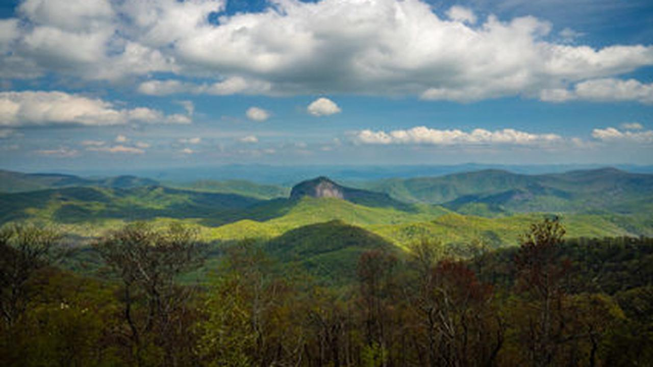 Parkway Sees 14 Million Visitors In 2020 – Transylvania County, NC