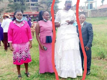 Netizens React After The Picture of This Bride Goes Viral