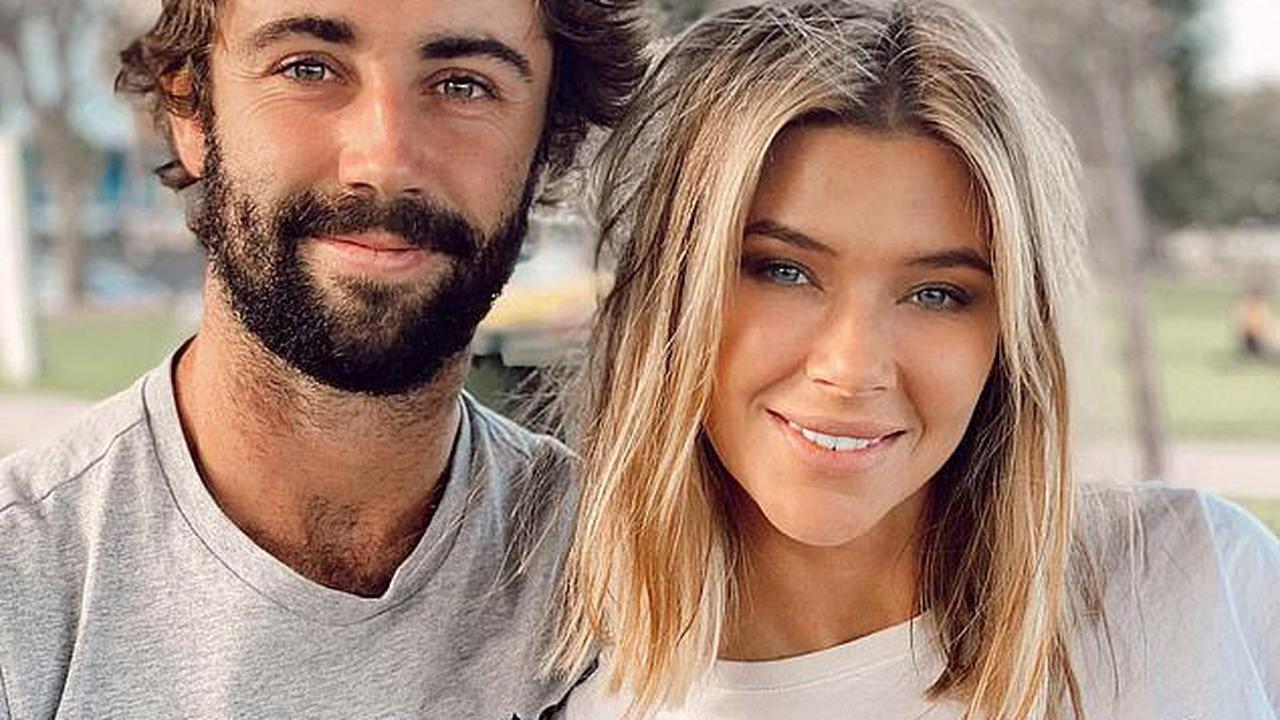 The Bachelor's Brittany Hockley admits she gets massages once a week so 'someone touches her' as she shares heartache over long-distance romance with Jordan Thompson
